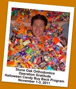 Operation Gratitude at Stone Oak Orthodontics in San Antonio TX