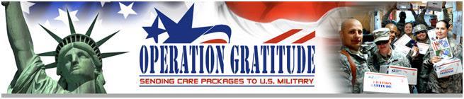 Stone Oak Operation Gratitude