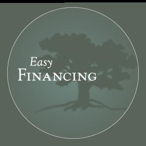 Easy Financing horizontal button at Stone Oak Orthodontics in San Antonio TX