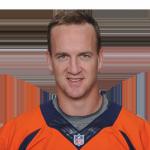 Quarterback Peyton Manning