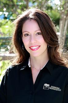 Jennifer G Staff Photo at Stone Oak Orthodontics in San Antonio TX