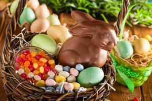 Easter history San Antonio TX