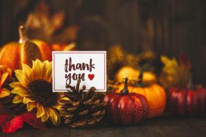 Thanksgiving Gratitude San Antonio TX