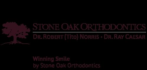 Logo Stone Oak Orthodontics San Antonio TX